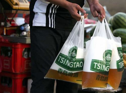 sac à bière